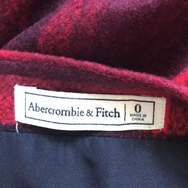 Abercrombie & Fitch short dress black and red on Tradesy Image 2