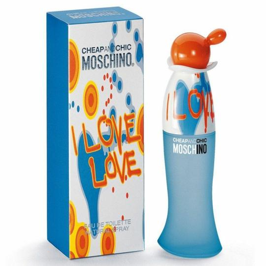 Moschino CHEAP AND CHIC MOSCHINO-I LOVE LOVE-EDT-1.0 OZ-30 ML-ITALY Image 2