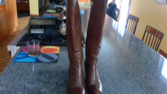 European Designer Classic Cool Stylish High Quality Brown Boots Image 3