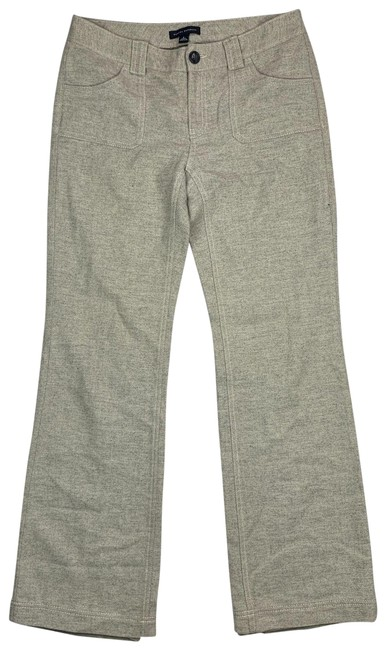 Item - Gray Wool Light Women Pants Size 6 (S, 28)