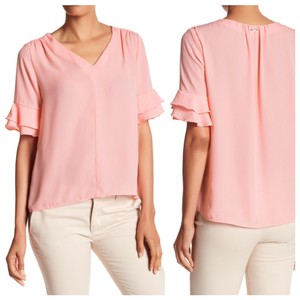 c3a6a85d6ac01 Pink Catherine Malandrino Tops - Up to 70% off a Tradesy
