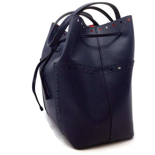 Tory Burch Tote in Navy Image 2