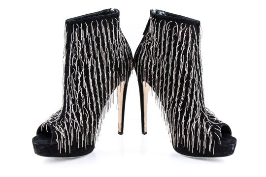 Brian Atwood Multicolor Boots Image 8