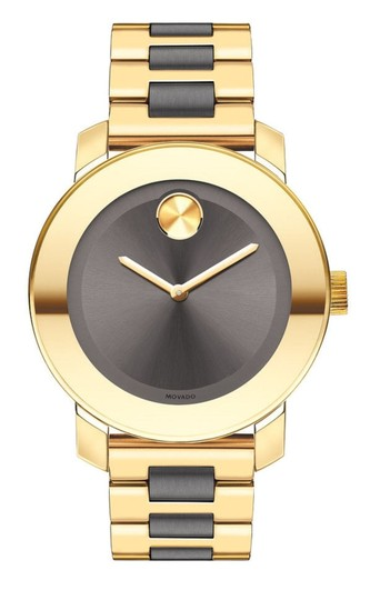 Movado Two Tone Stainless Midsize 3600338 Image 2