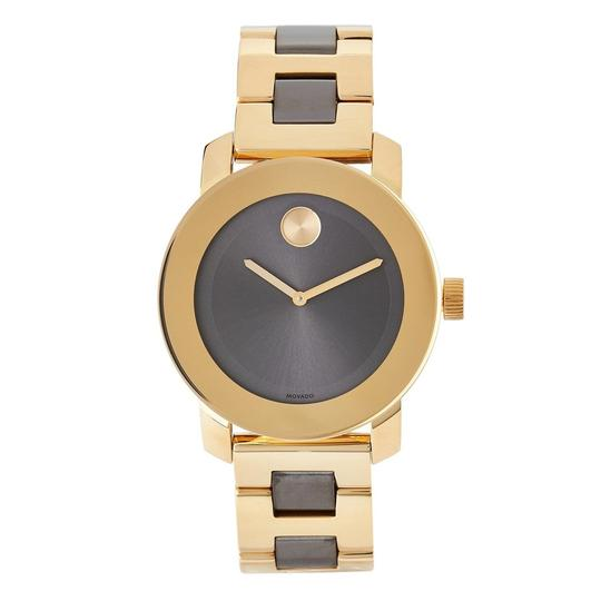 Movado Two Tone Stainless Midsize 3600338 Image 4