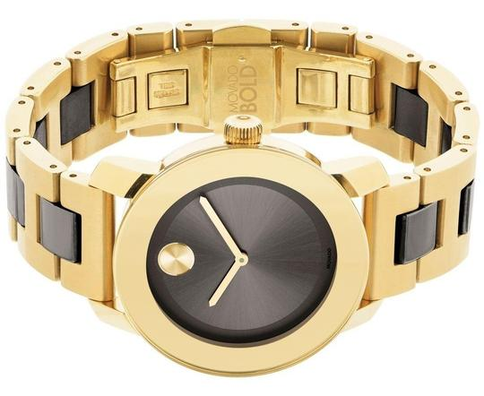 Movado Two Tone Stainless Midsize 3600338 Image 5
