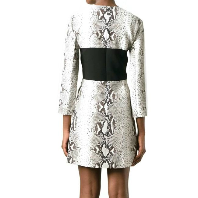 Carven short dress Snake Print on Tradesy Image 2