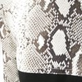 Carven short dress Snake Print on Tradesy Image 4
