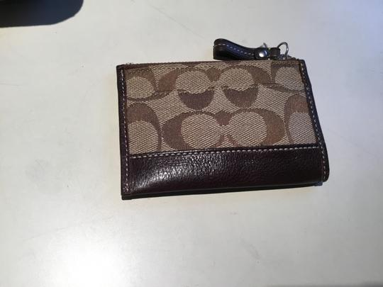 Coach 1941 Brown Clutch Image 5