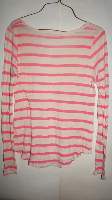 Velvet by Graham & Spencer Gucci Chanel Michael Kors Tory Burch Top pink white Image 4