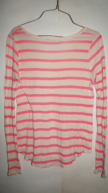 Velvet by Graham & Spencer Gucci Chanel Michael Kors Tory Burch Top pink white Image 7