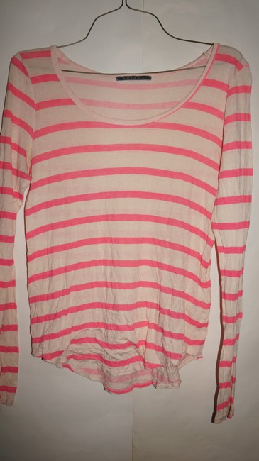 Velvet by Graham & Spencer Gucci Chanel Michael Kors Tory Burch Top pink white Image 8