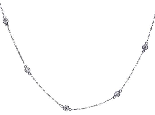 Preload https://img-static.tradesy.com/item/24744268/avital-and-co-jewelry-14k-yellow-gold-070-carat-round-diamonds-by-the-yard-white-necklace-0-1-540-540.jpg