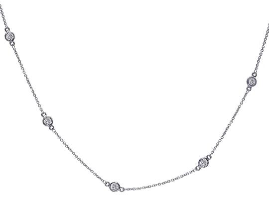 Preload https://img-static.tradesy.com/item/24744347/avital-and-co-jewelry-14k-white-gold-070-carat-round-diamonds-by-the-yard-necklace-0-1-540-540.jpg
