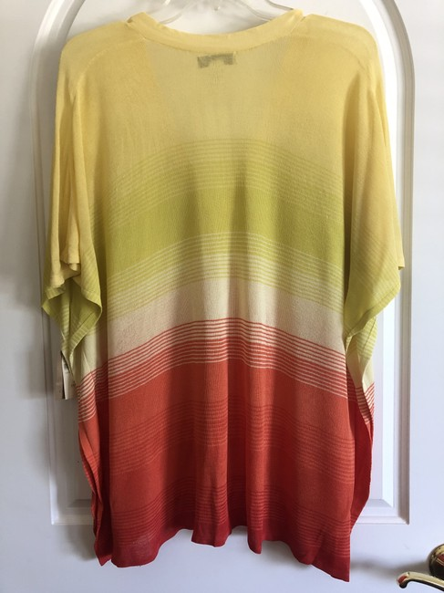 Coldwater Creek Striped Knit Sweater Image 1