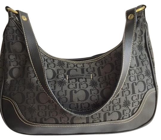 Preload https://img-static.tradesy.com/item/24744377/caribbean-joe-black-fabric-shoulder-bag-0-1-540-540.jpg