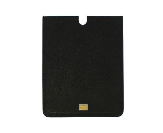 Preload https://img-static.tradesy.com/item/24744490/dolce-and-gabbana-black-d10002-leather-ipad-tablet-ebook-cover-25-cm-x-20-cm-tech-accessory-0-0-540-540.jpg