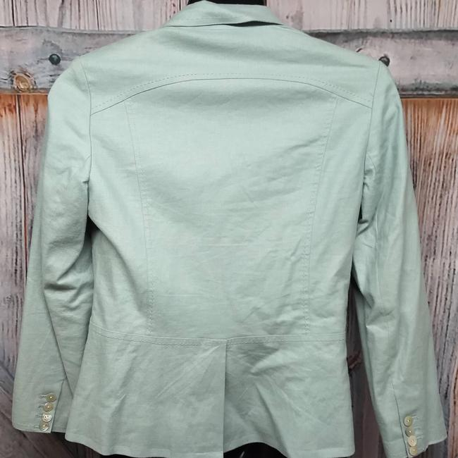 Chico's Jacket LIGHT BLUE Blazer Image 1