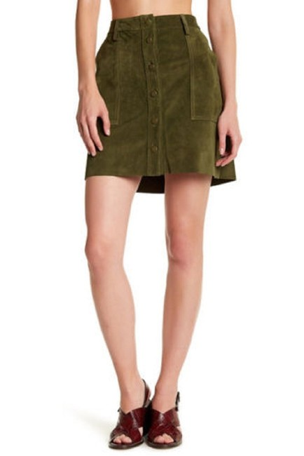 Preload https://img-static.tradesy.com/item/24744655/currentelliott-green-the-naval-suede-leather-skirt-size-6-s-28-0-0-650-650.jpg