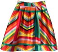Beulah Skirt Multicolor Image 0