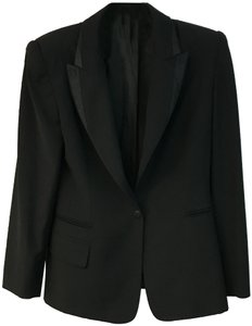 Claude Montana Jacket BLACK Blazer
