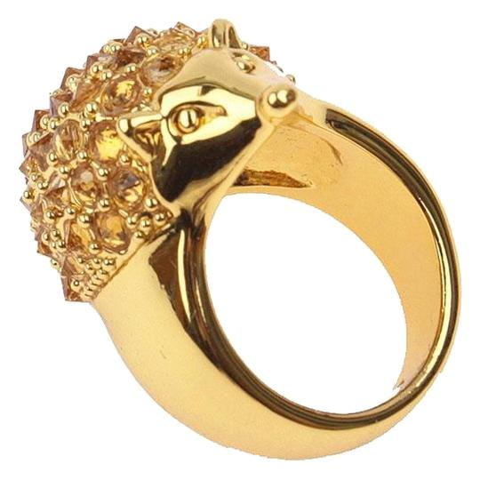 Preload https://img-static.tradesy.com/item/24744721/kate-spade-gold-into-the-woods-hedgehog-cocktail-size-7-ring-0-1-540-540.jpg