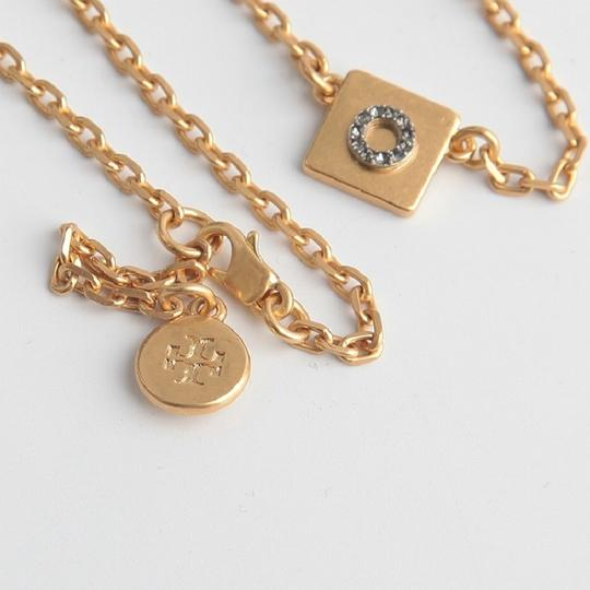 Tory Burch Brand New Tory Burch LOVE Message Delicate Necklace Choker Image 2