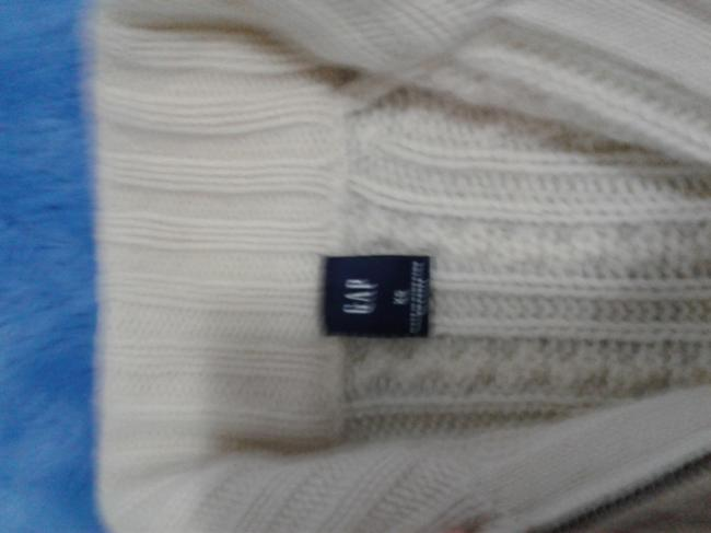 Gap Chunky Warm Cable Knitted Zipped Front Made In China Cardigan Image 1