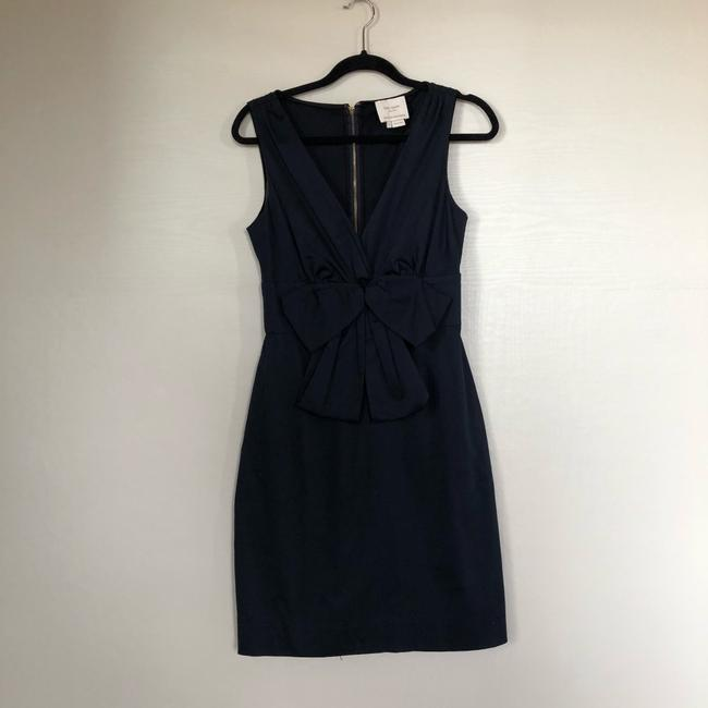 Kate Spade short dress Navy on Tradesy Image 2