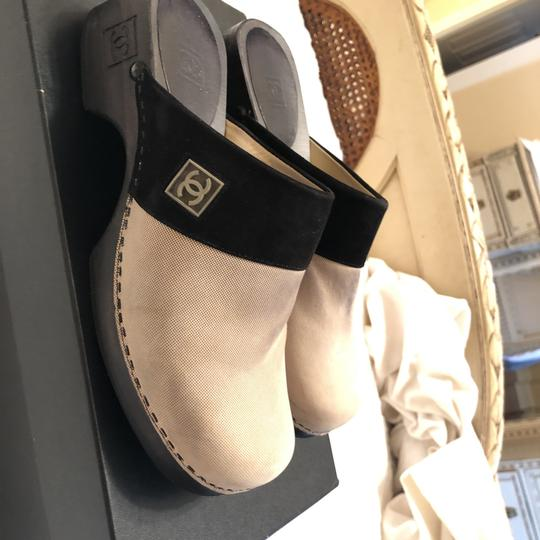 Chanel Mules Image 3
