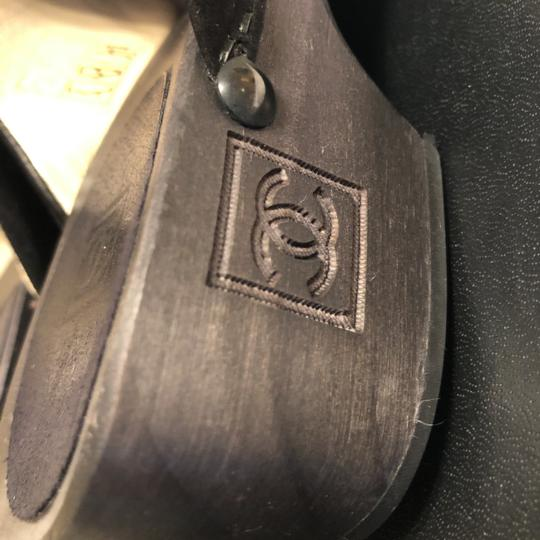 Chanel Mules Image 9