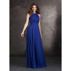 Allure Bridals Chiffon Style#1427 Formal Bridesmaid/Mob Dress Size 8 (M)