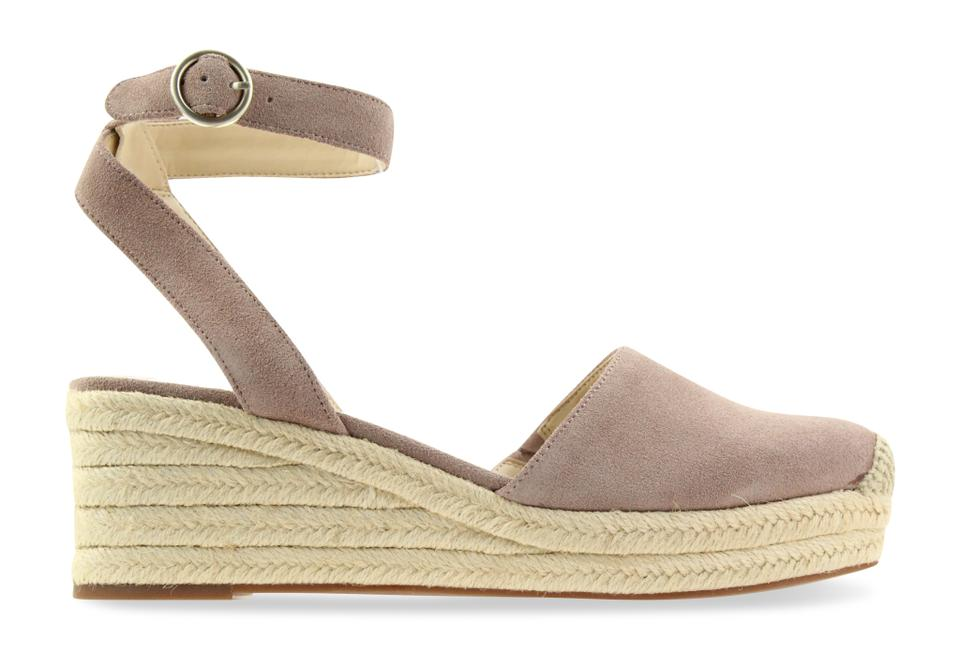 cab930432a1 Sole Society Pink Channing Espadrille Sandals Wedges Size US 9.5 ...