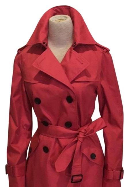 Item - Strawberry Solid Coat Size 2 (XS)