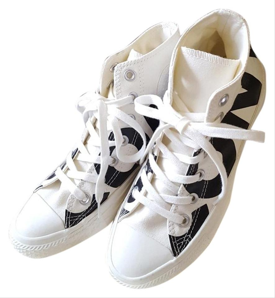7a33d3188f15f4 Converse Natural Black Chuck Taylor All Star High Top Sneaker Sneakers