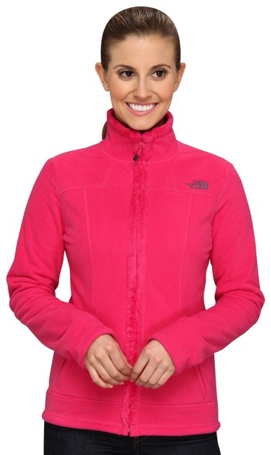 Item - Passion Pink XS Morningside Full Zip Insulating Fleece Jacket Activewear Size 0 (XS)