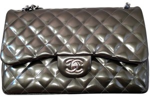a48ab0db6ec2 Chanel Classic Flap Classic Jumbo Shoulder Bag