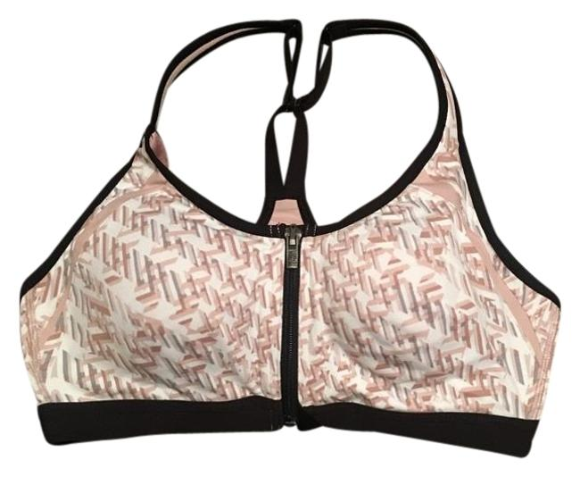 Item - Multi-color Knockout Front Close 34b Activewear Sports Bra Size 6 (S, 28)