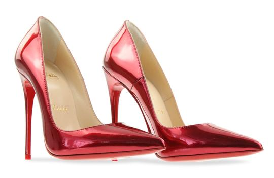 Christian Louboutin So Kate Sexy Red Pumps Image 1