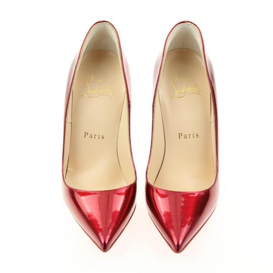 Christian Louboutin So Kate Sexy Red Pumps Image 4