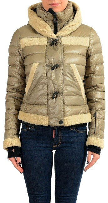 Item - Brown Women's Alvernia Fur Trimmed Hooded Down Parka Jacket Size 4 (S)