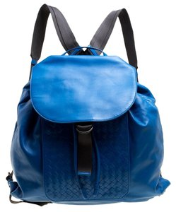 Bottega Veneta Leather Backpack