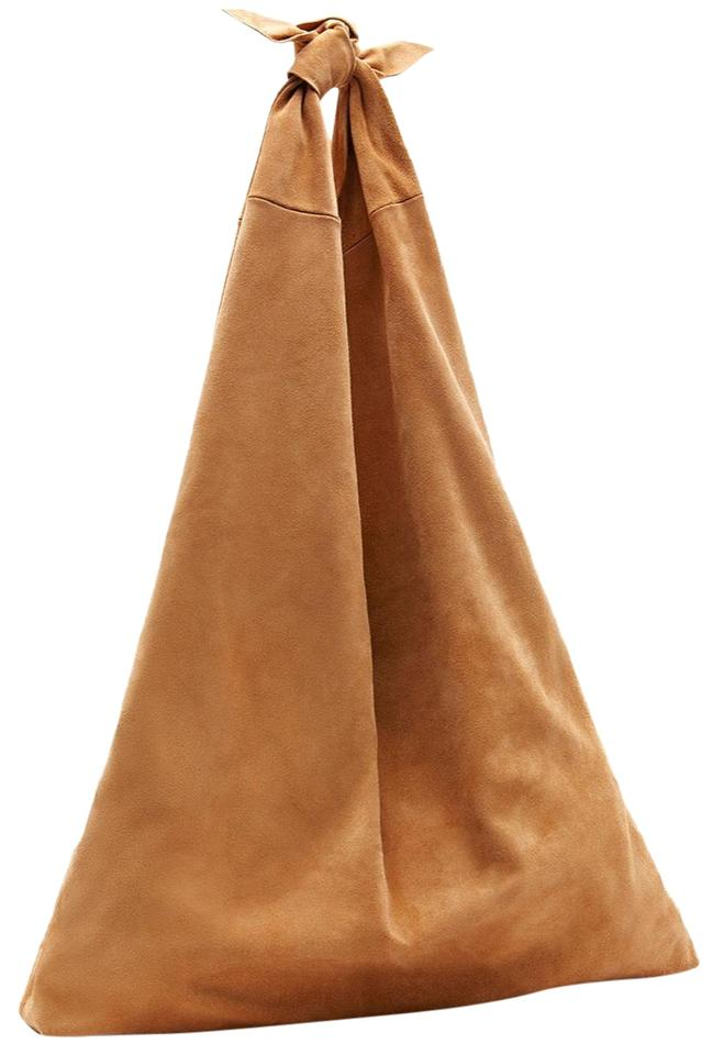 2f0ada184b The Row Row✨bindle Knot Suede Hobo Bag - Tradesy