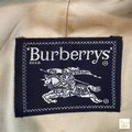Burberry Long Trench Coat Image 10