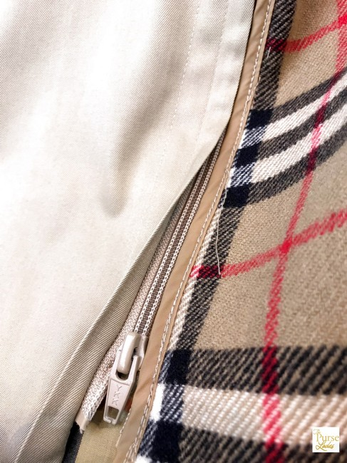 Burberry Long Trench Coat Image 6