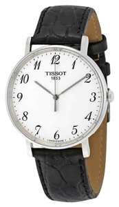 Tissot T-Classic Everytime Leather Unisex Leather Watch