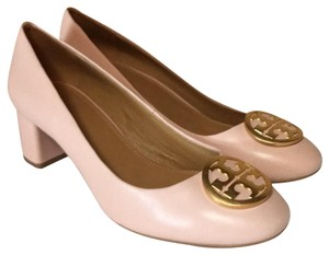 Tory Burch Sea Shell Pink Pumps