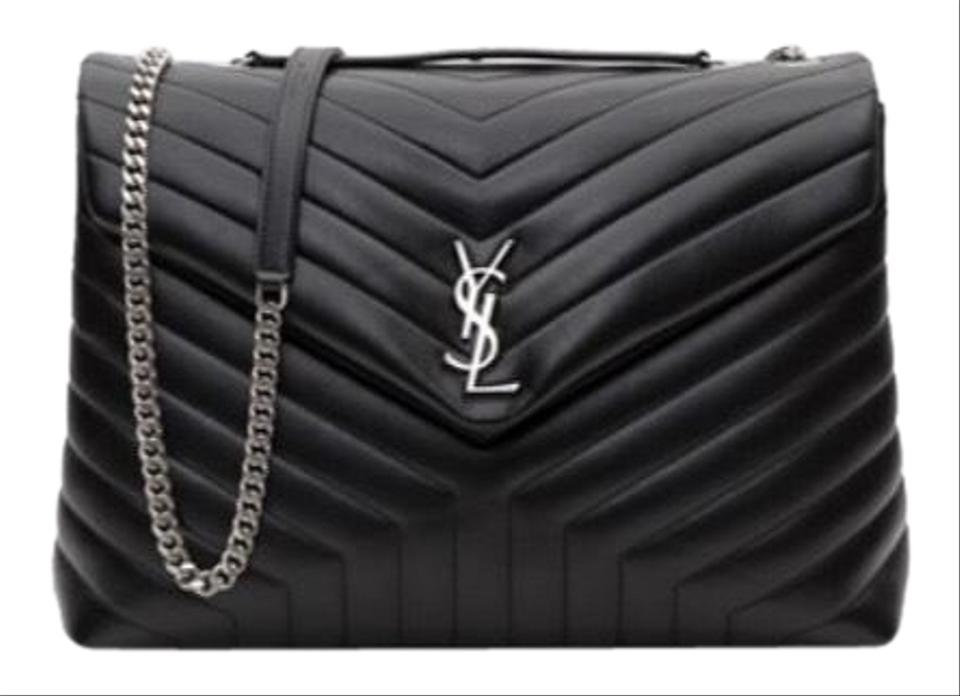 Saint Laurent Monogram Loulou Ysl Large Shoulder Bag - Tradesy 55b32482d705e