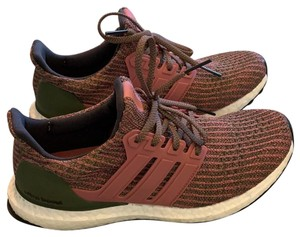 adidas pink and green Athletic