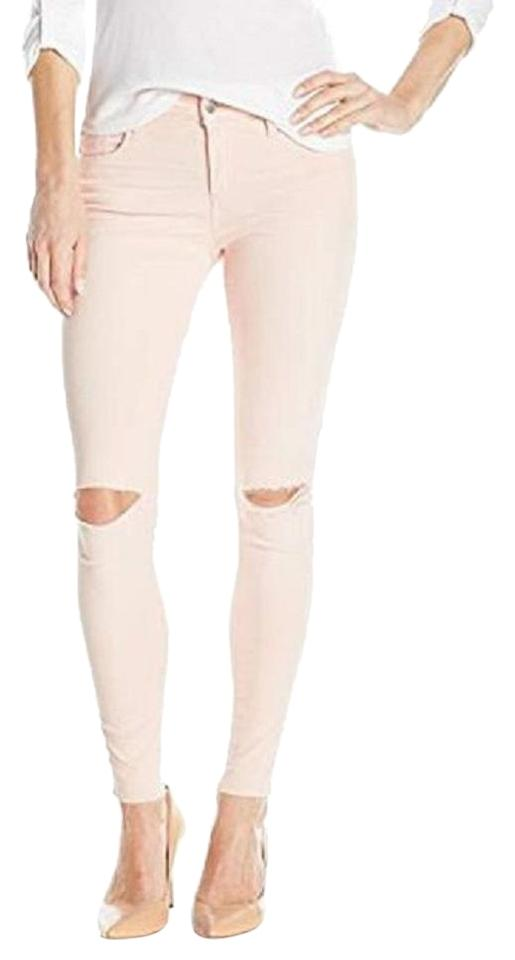 7aa9c4b53272 JOE'S Jeans Ripped Distressed Stretch Skinny Jeans-Distressed Image 0 ...